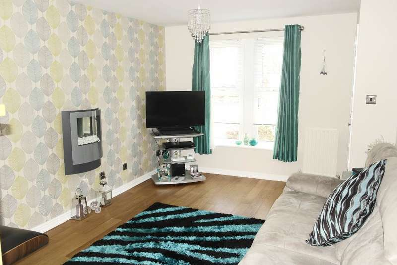 3 Bedrooms Semi Detached House for sale in Florin Drive, Kingswood, Hull, HU7 3JH