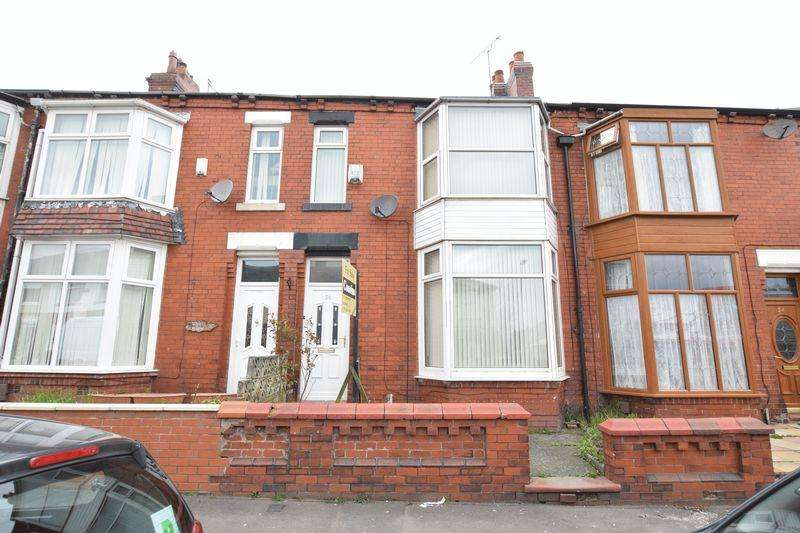 3 Bedrooms Terraced House for sale in Manley Road, Oldham