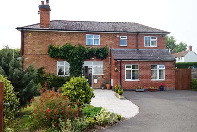4 Bedrooms Detached House for sale in Station Road, Elmsthorpe, Leicestershire, LE9
