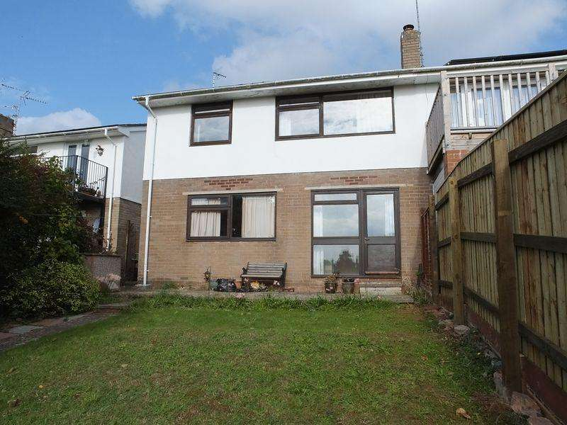 3 Bedrooms Semi Detached House for sale in Whitchurch Avenue, Exeter