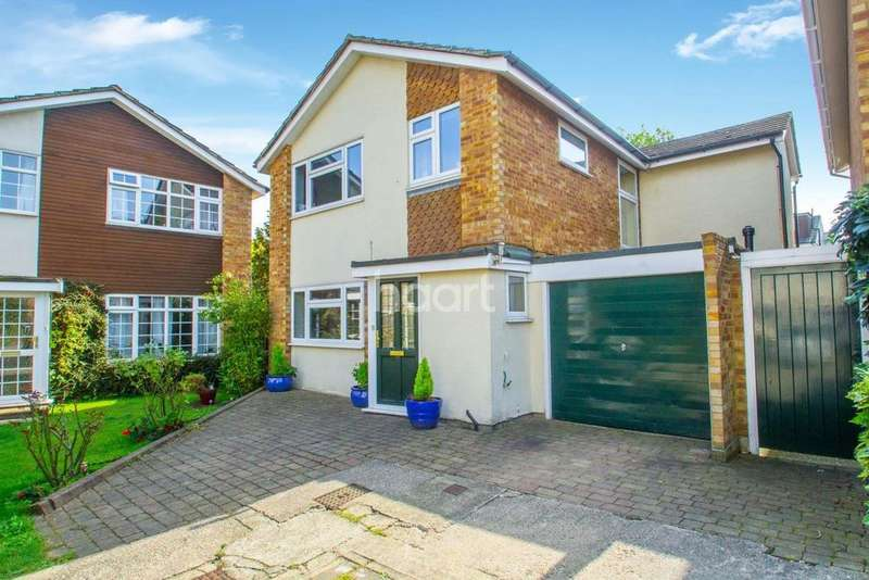 4 Bedrooms Detached House for sale in St Michaels Road