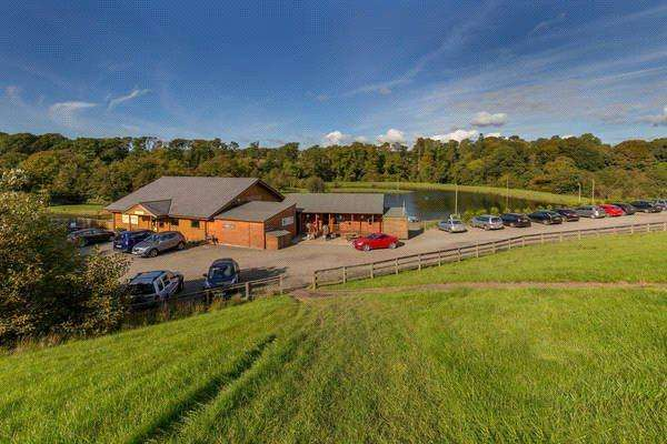 Land Commercial for sale in Coyle Water Fishery and Coffee Shop, By Coylton, East Ayrshire, KA6
