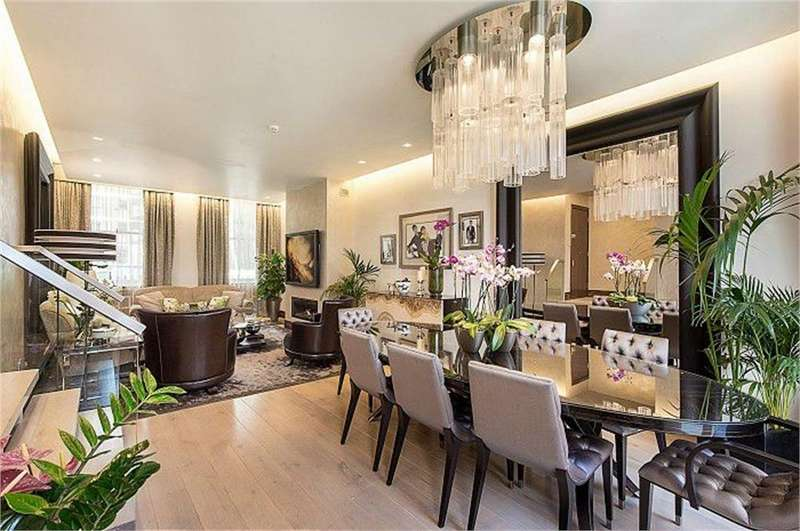 5 Bedrooms Maisonette Flat for sale in Rutland Gate, London