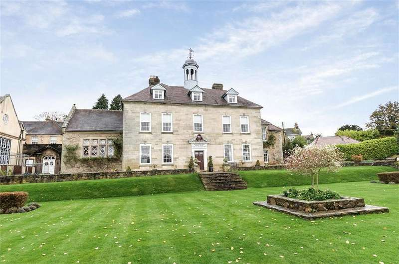 7 Bedrooms End Of Terrace House for sale in Lacon House, Childe Road, Cleobury Mortimer, Shropshire