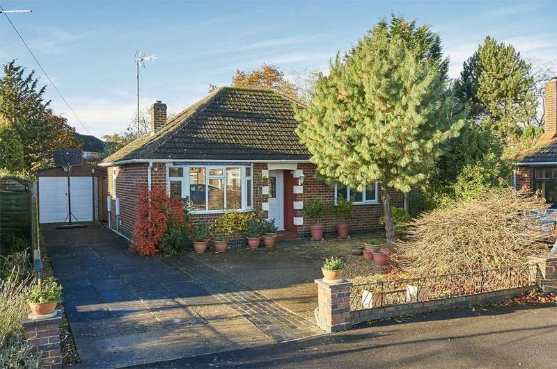 2 Bedrooms Detached Bungalow for sale in Astley Close, Market Harborough, Leicestershire