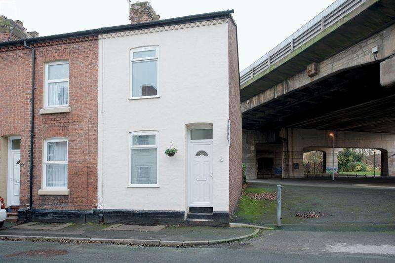 2 Bedrooms Terraced House for sale in Speakman Street, Runcorn