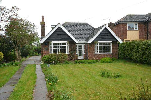 4 Bedrooms Detached Bungalow for sale in Manor Drive, Waltham, GRIMSBY