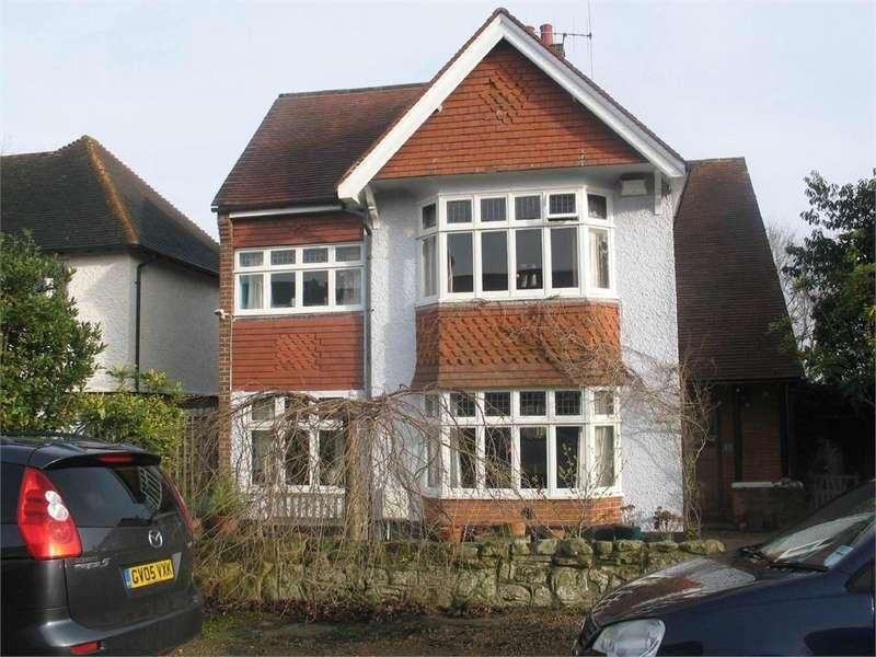 4 Bedrooms Detached House for sale in Rustwick, Tunbridge Wells, Kent