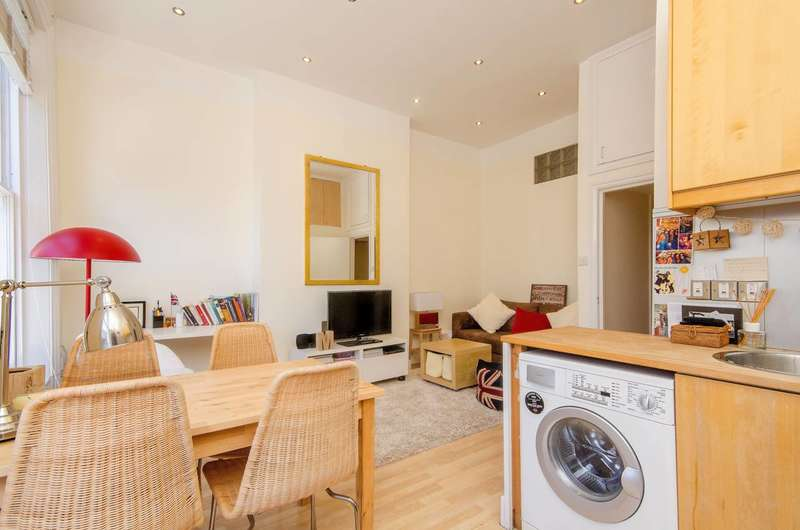 1 Bedroom Flat for sale in All Saints Road, Notting Hill, W11