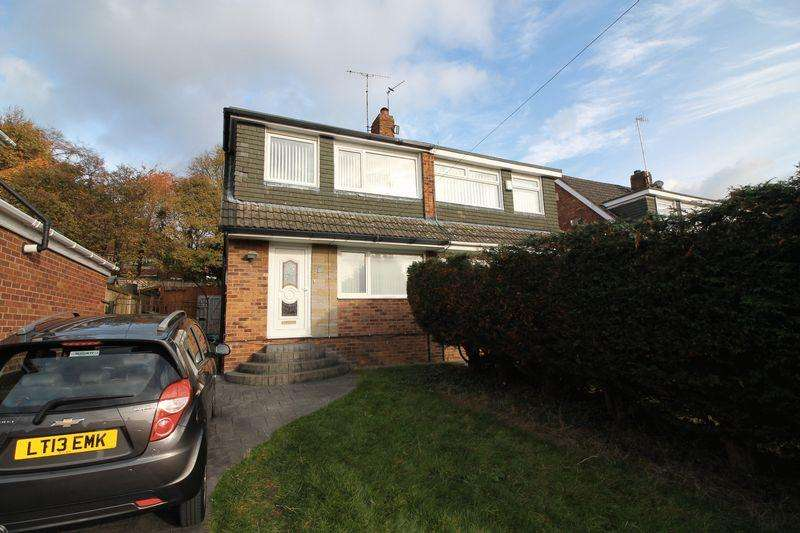 3 Bedrooms Semi Detached House for sale in Rivington Avenue, Prenton