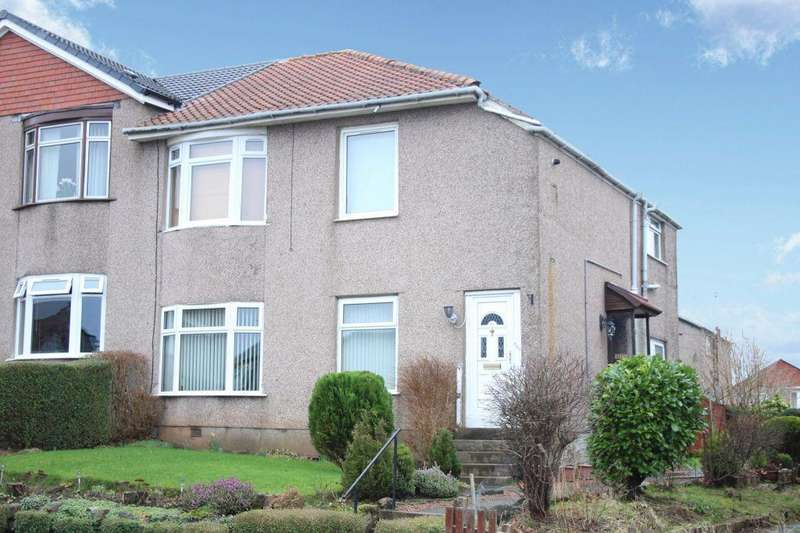 3 Bedrooms Cottage House for sale in 338 Kingsacre Road, Bankhead, Rutherglen, Glasgow, G73 2EP