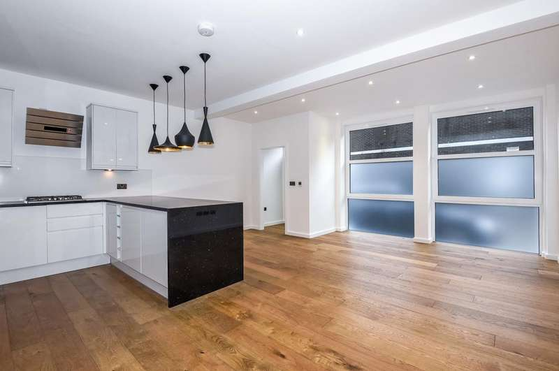 2 Bedrooms Flat for sale in The Glass House, Royal Oak Yard, SE1