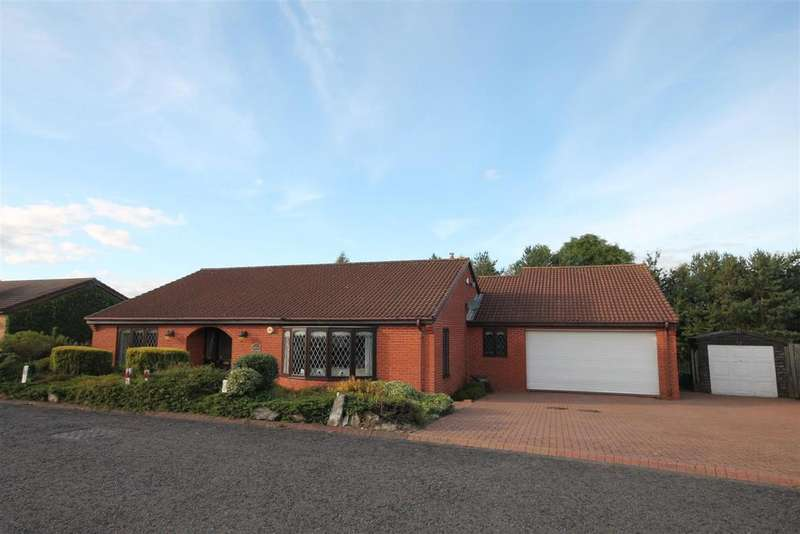 3 Bedrooms Detached Bungalow for sale in Low Green, Woodham
