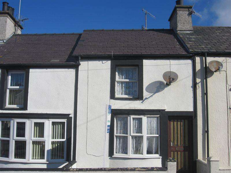 2 Bedrooms Terraced House for sale in Mountain Road, Amlwch