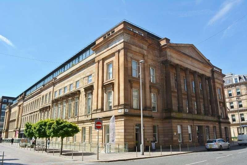 2 Bedrooms Flat for rent in Ingram Street, Flat 3/13, Glasgow, Glasgow, G1 1DW