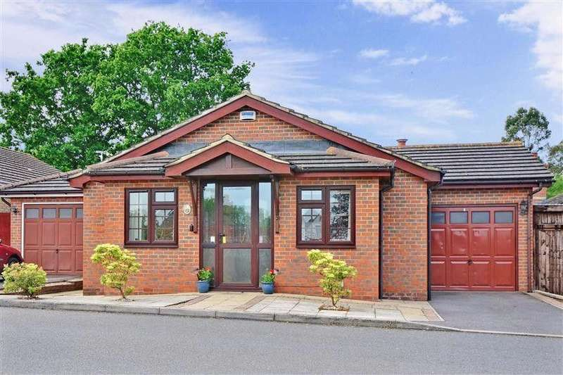 2 Bedrooms Bungalow for sale in Shirley