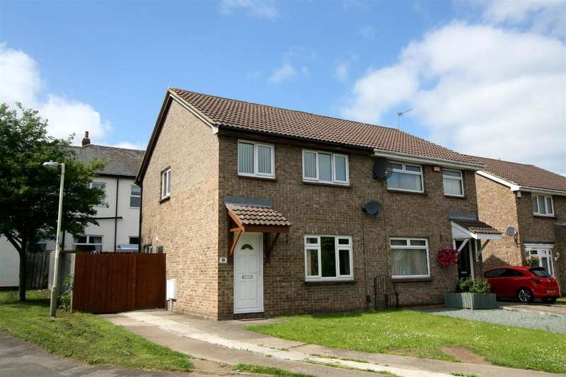 3 Bedrooms Semi Detached House for sale in Leicester Grove, Darlington