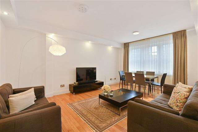 2 Bedrooms Flat for sale in Exeter Road, London