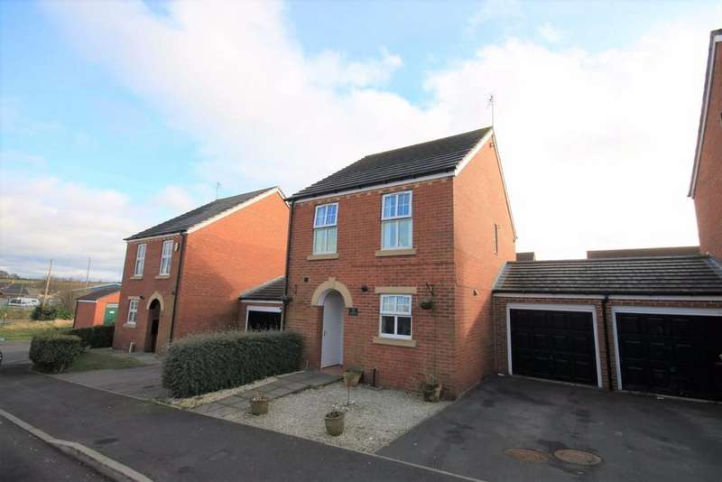 3 Bedrooms Detached House for sale in Rudkin Drive, Crook