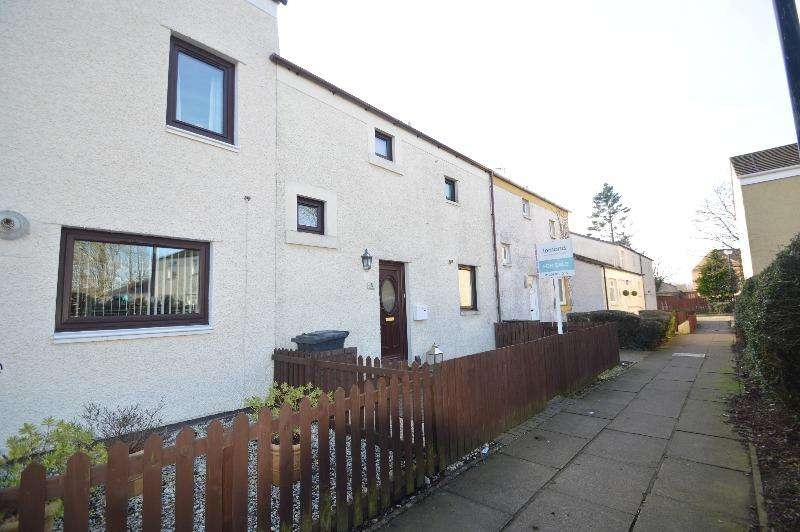 2 Bedrooms Terraced House for sale in Bonnyton Foot, Irvine, North Ayrshire, KA11 1NG