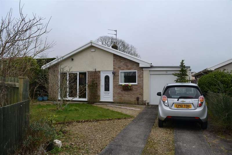 3 Bedrooms Detached Bungalow for sale in Ffordd Bryngwyn, Garden Village, Swansea