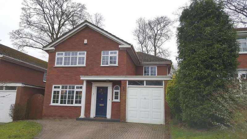 5 Bedrooms Detached House for sale in Huxley Close