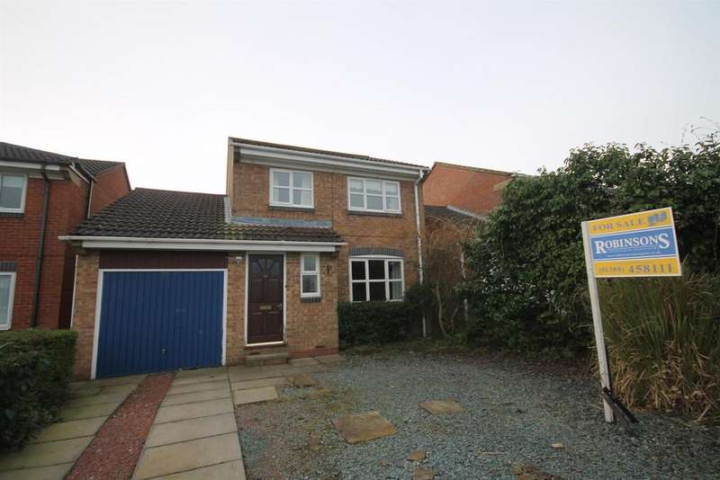 3 Bedrooms Detached House for sale in Beckett Close, Etherley Dene, Bishop Auckland