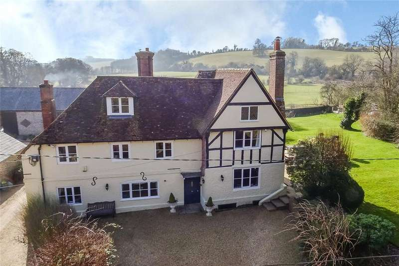 6 Bedrooms Detached House for sale in Midlington Hill, Droxford, Hampshire