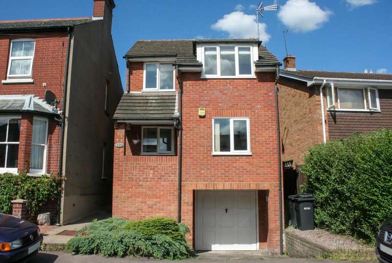3 Bedrooms Detached House for sale in Salisbury Road, Harpenden, Hertfordshire