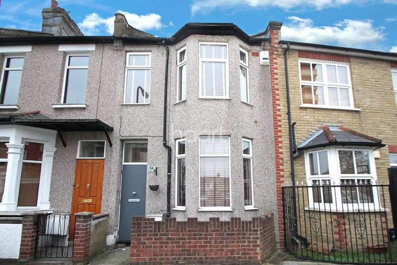 2 Bedrooms Terraced House for sale in Parkstone Road