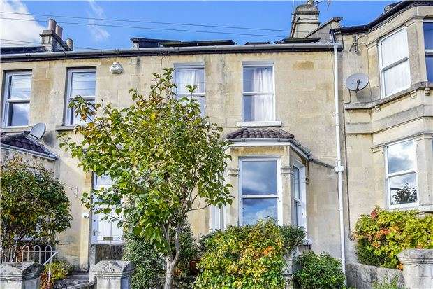 2 Bedrooms Terraced House for sale in Seymour Road, BATH, Somerset, BA1 6DY