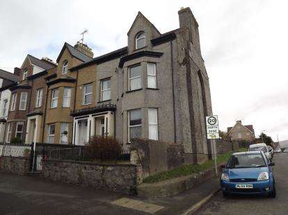 5 Bedrooms End Of Terrace House for sale in Segontium Road South, Caernarfon, Gwynedd, LL55