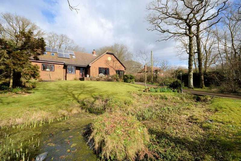 4 Bedrooms Detached House for sale in Aldington, TN25