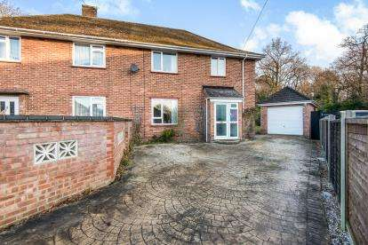 5 Bedrooms Semi Detached House for sale in Norwich, Norfolk