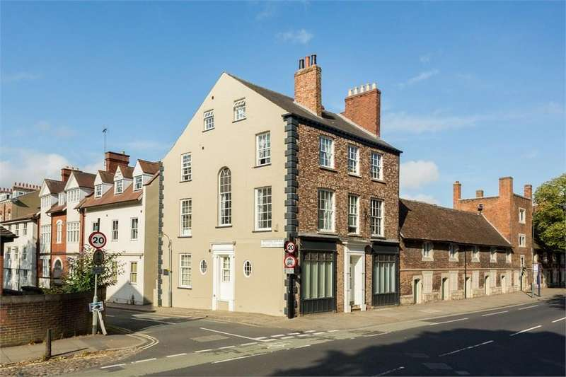 2 Bedrooms Apartment Flat for sale in Bootham Terrace, York, YO30