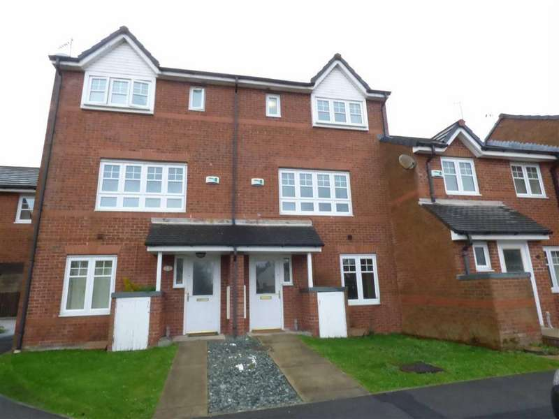 3 Bedrooms Town House for sale in Elmstone Drive, Royton, Oldham, OL2