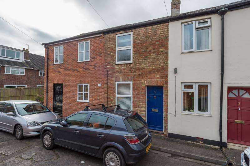 2 Bedrooms Terraced House for sale in Green Place, New Hinksey, Oxford
