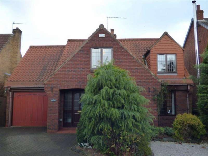 4 Bedrooms Detached House for sale in Ainslie Road, Hedon, East Yorkshire, HU12