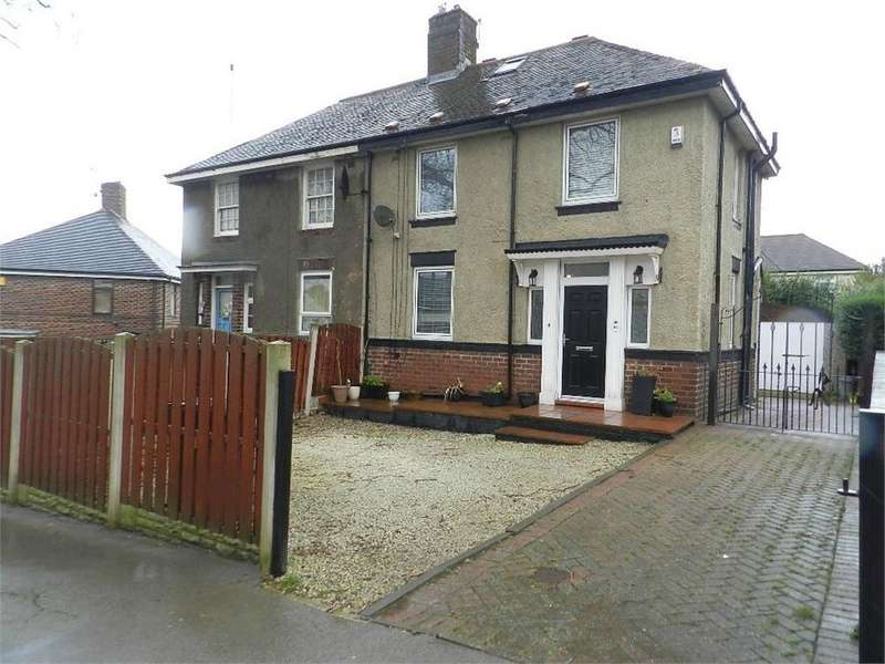 2 Bedrooms Semi Detached House for sale in Molineaux Road, Shiregreen, SHEFFIELD, South Yorkshire