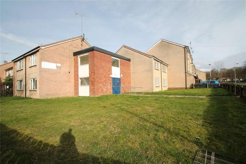 2 Bedrooms Apartment Flat for sale in Coventry Close, Scunthorpe, DN17