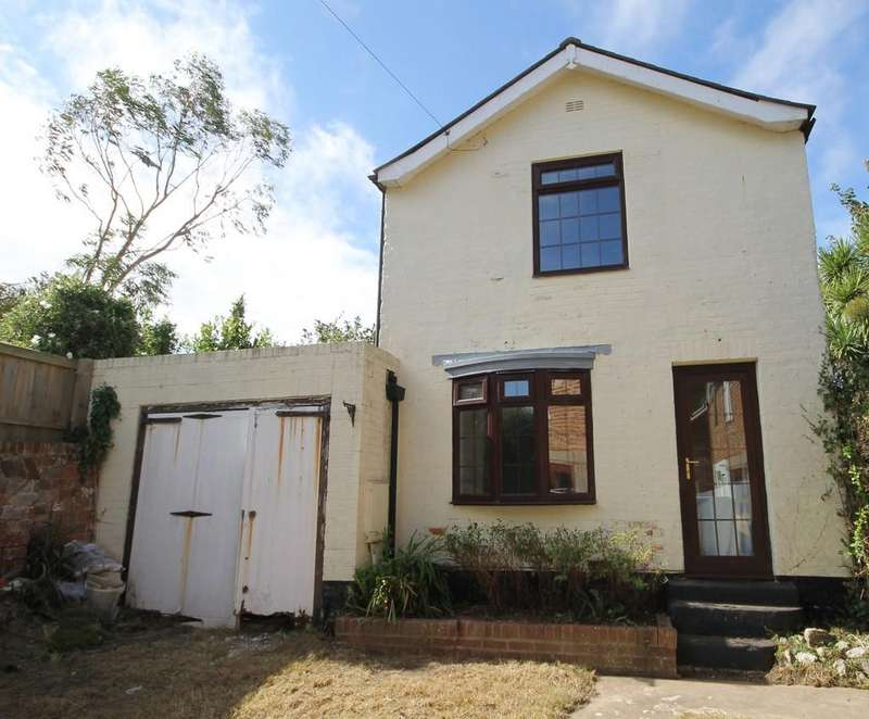 2 Bedrooms Cottage House for sale in Freshwater Bay, Isle of Wight