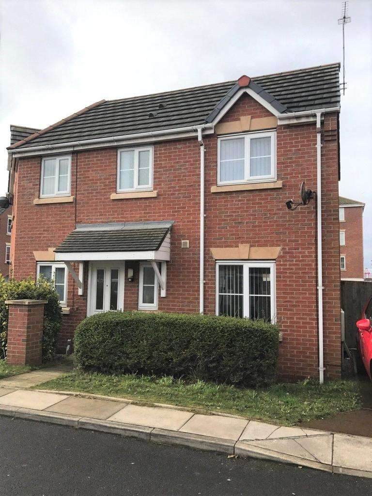3 Bedrooms House for sale in Barnton Close, Bootle, L20