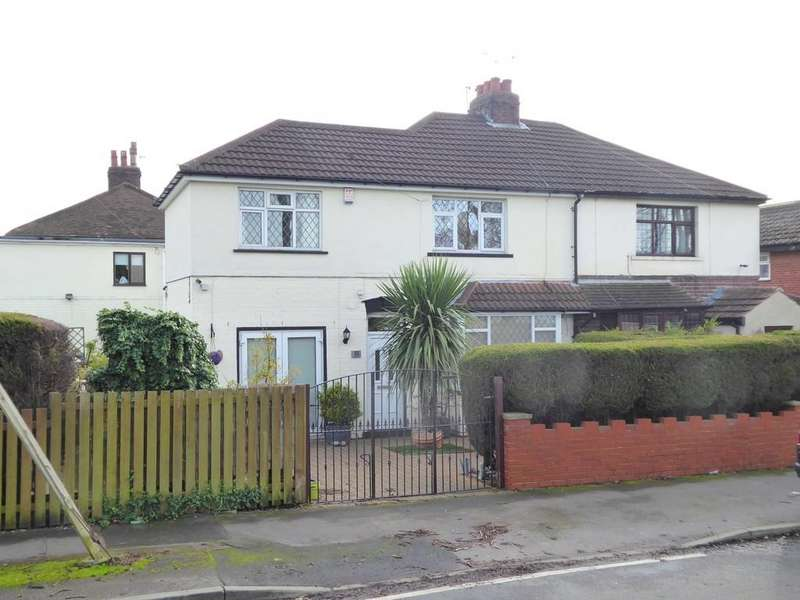 3 Bedrooms Semi Detached House for sale in Summerville Road, Farsley Border