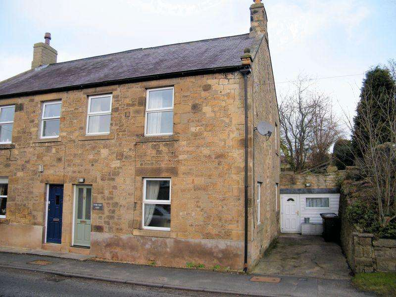 3 Bedrooms Semi Detached House for sale in TYNE VALLEY, Fourstones