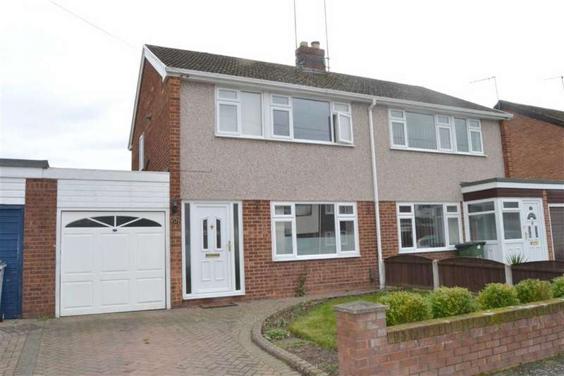 3 Bedrooms Property for sale in Chesterfield Road, Eastham, Wirral