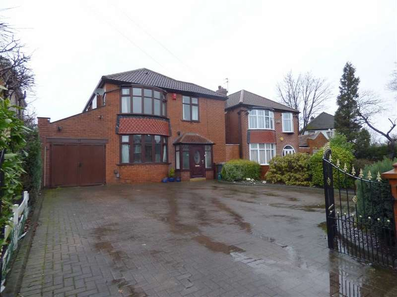 3 Bedrooms Property for sale in Broadway, Chadderton, Oldham, OL9