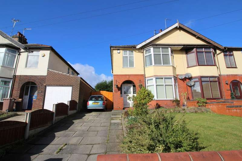 3 Bedrooms Semi Detached House for sale in Park Road South, Newton-le-Willows WA12