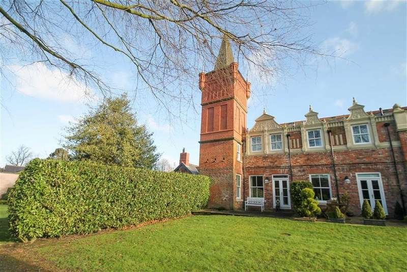 3 Bedrooms Mews House for sale in The West Wing, Bostock Hall