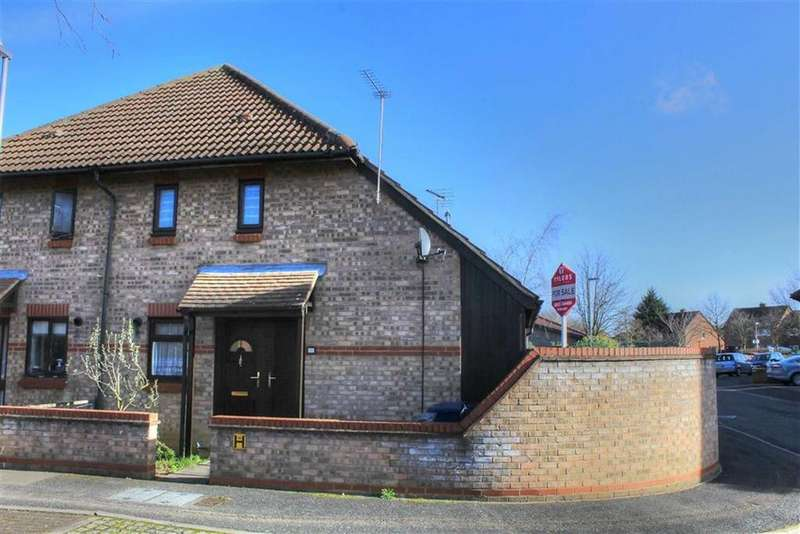 1 Bedroom Terraced House for sale in Callander Close, Cambridge