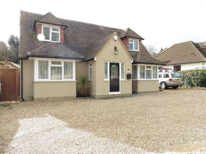 4 Bedrooms Detached House for sale in Chapel Hill, Tilehurst, Reading